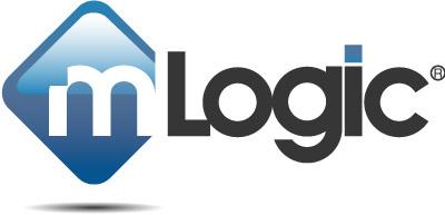 mLogicロゴ