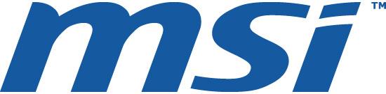 MSIロゴ