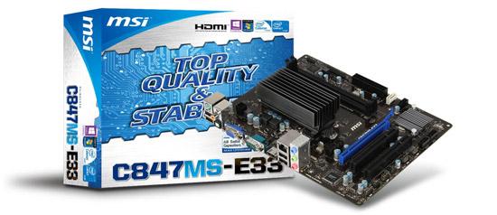 C847MS-E33 製品画像