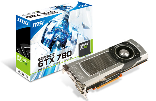 MSI N780-3GD5 製品画像