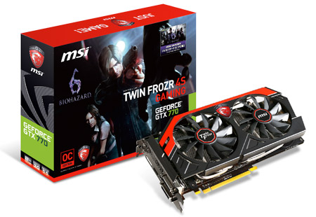 N770GTX Twin Frozr 4S OC 製品画像