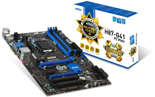 H87-G41 PC Mate 製品画像