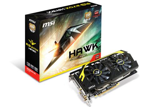 R9 270X HAWK 製品画像