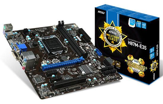 H87M-E35 製品画像