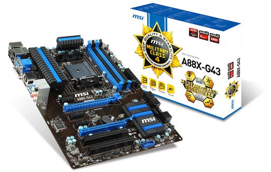 A88X-G43 製品画像