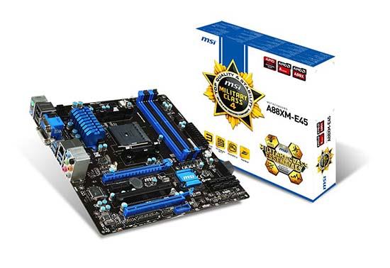 A88XM-E45 製品画像
