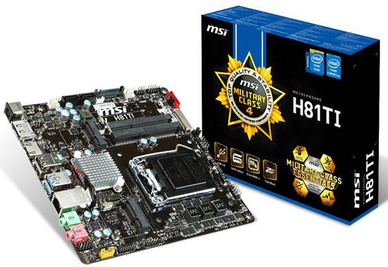 H81TI 製品画像