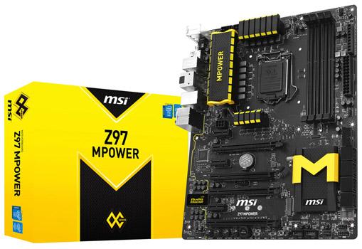Z97 MPOWER 製品画像