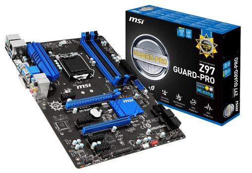 Z97 GUARD-PRO 製品画像