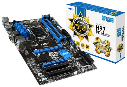 H97 PC Mate 製品画像
