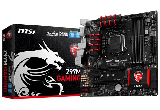 Z97M GAMING 製品画像