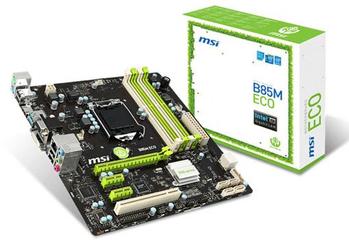 B85M ECO 製品画像