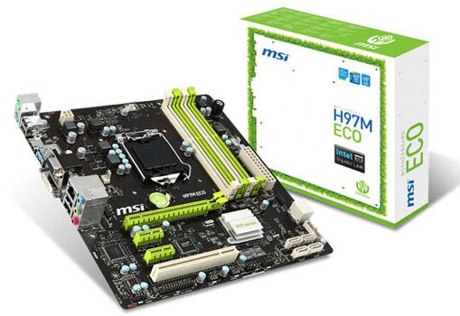 H97M ECO 製品画像