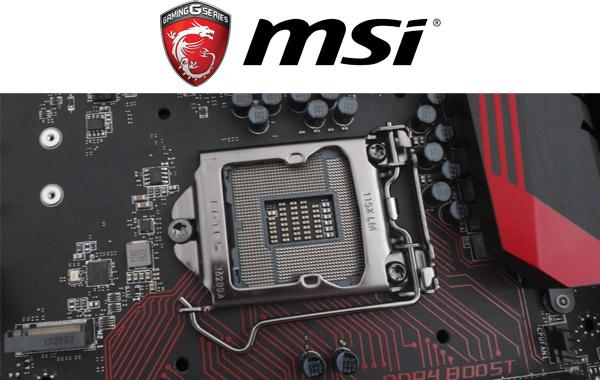 MSI、コンシューマ向けマザーボードのピン折れ無償修理保証開始のお知らせ