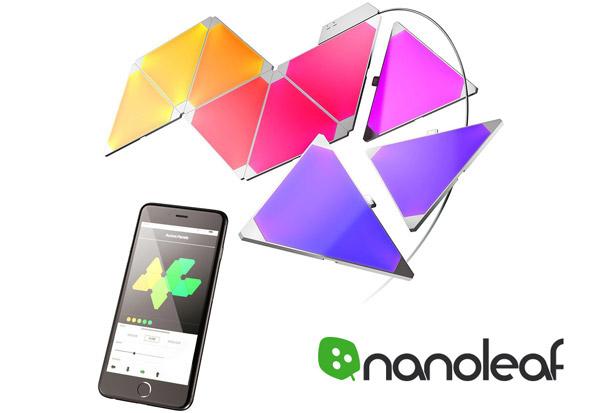 Nanoleaf Aurora Smarter Kit 製品画像