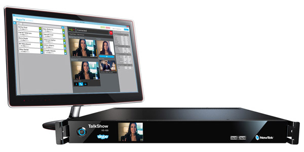 NewTek TalkShow VS-100