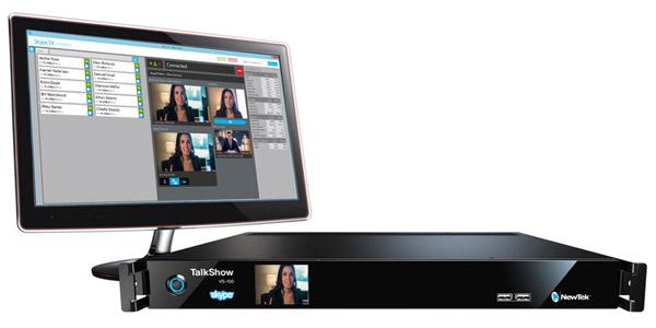 NewTek TalkShow VS-100