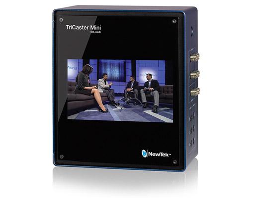 NewTek TriCaster Mini HD-4 sdi
