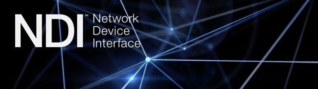 NewTek社、IPプロダクション向けオープンプロトコル ネットワーク デバイス インターフェイス(NDI™)の提供を本格的に開始