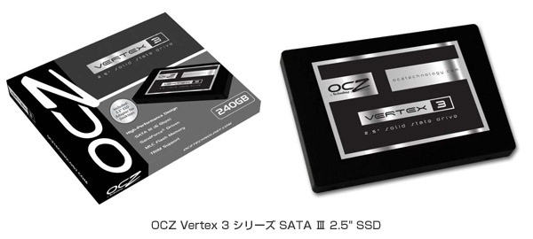 OCZ Technology Vertex3