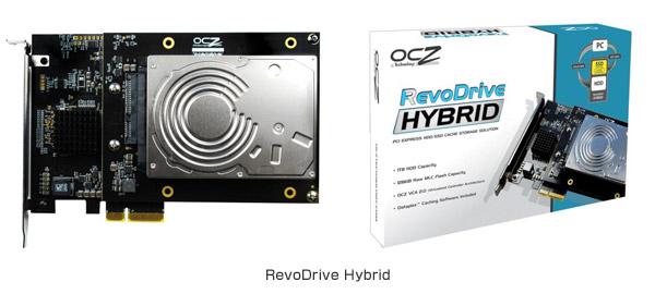 RevoDrive Hybrid 製品画像