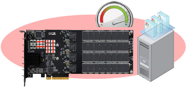 OCZ VXL Storage Acceleratorシリーズ 製品画像