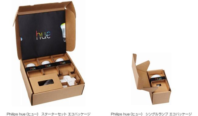 Philips hue(フィリップス ヒュー) エコパッケージ 製品画像