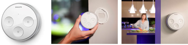 Philips Hue Tap 製品画像
