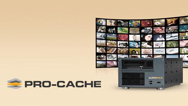 ProMAX Systems社、アーカイブ専用機 Cache-Aの今後の展開について公表