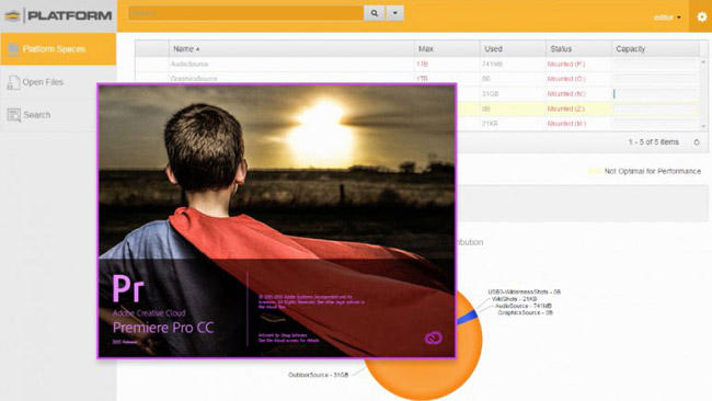 ProMAX Systems社、Adobe Premiere Pro CCとの革新的な統合を紹介