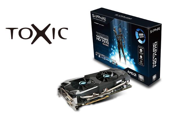 TOXIC HD7970 GHZ EDITION 6G GDDR5 製品画像