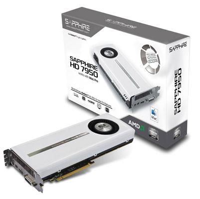 HD7950 3G GDDR5 PCI-E HDMI / DVI-I / DUAL MINI DP MAC EDITION 製品画像
