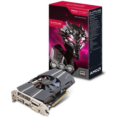 R7 260X 2G GDDR5 製品画像