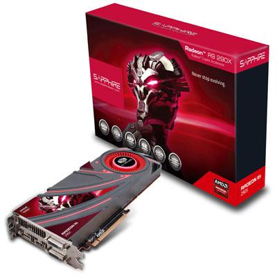 R9 290X 4G GDDR5 製品画像