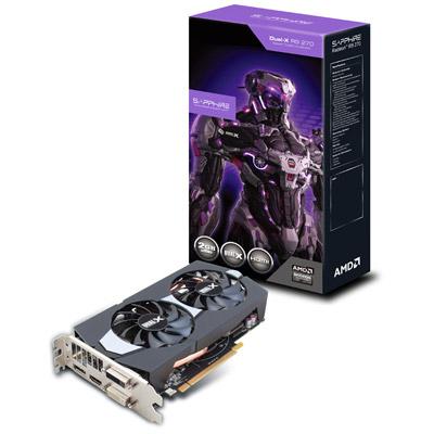 R9 270 2G GDDR5 製品画像