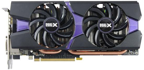 R9 285 2G GDDR5 DUAL-X 製品画像