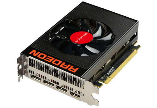 R9 NANO 4G HBM 製品画像