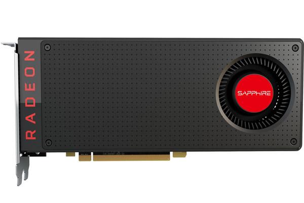 SAPPHIRE RADEON RX 480 8G GDDR5 PCI-E HDMI / TRIPLE DP 製品画像