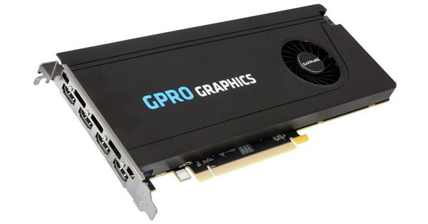 SAPPHIRE GPRO 8200 HDMI 製品画像