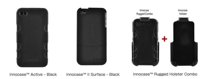SEIDIO社製、堅牢性を重視したiPhone 4用ケース