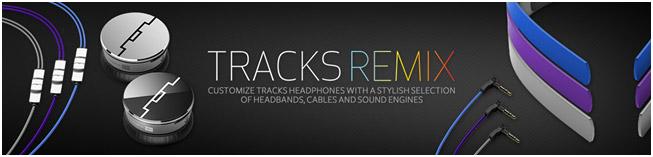 Sol Republic社製オーバーイヤーヘッドフォン専用の交換ヘッドバンド「Sound tracks Headbands」、交換ケーブル「Single Button Cables」を発表