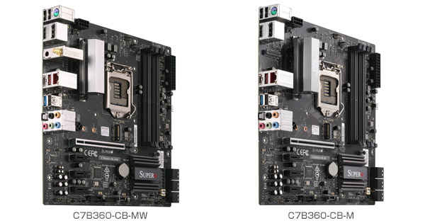 SuperO C7B360-CB-MW、C7B360-CB-M 製品画像