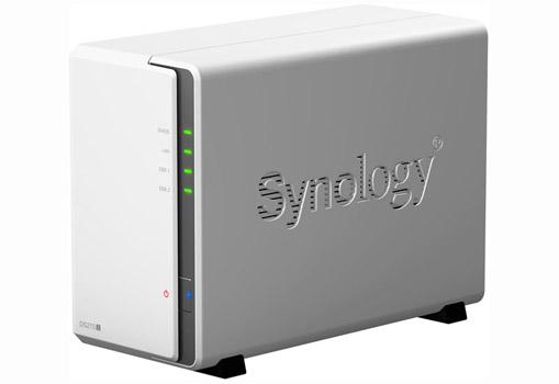 DiskStation DS215j 製品画像