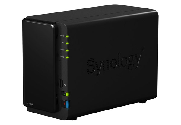 Synology DiskStation DS216+ 製品画像