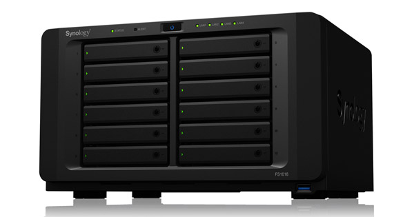 Synology FlashStation FS1018 製品画像