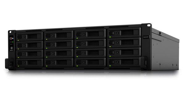 Synology RackStation RS2818RP+ 製品画像