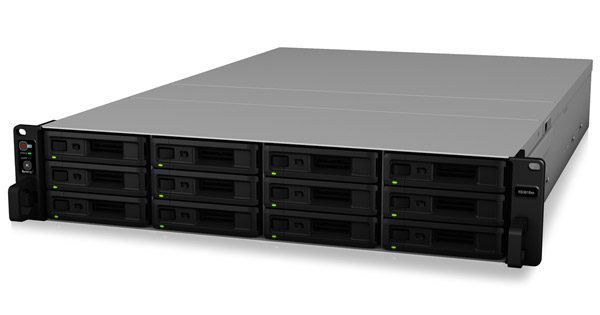 Synology RackStation RS3618xs 製品画像