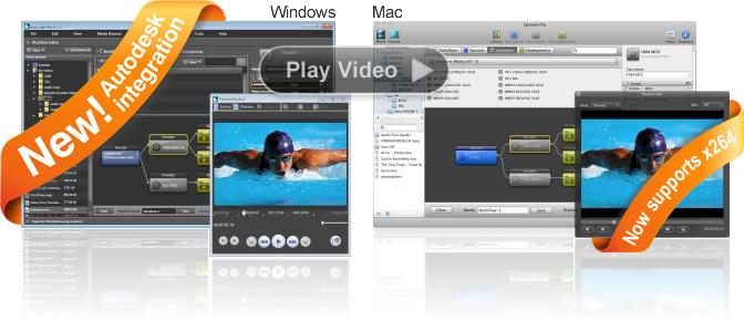 Telestream社、ビデオエンコーディングアプリケーション Episodeのパートナーインテグレーションを発表