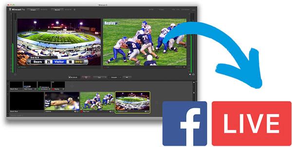 Telestream社、WirecastからFacebookへプロフェッショナル品質のライブビデオストリーミングが可能になったことを発表