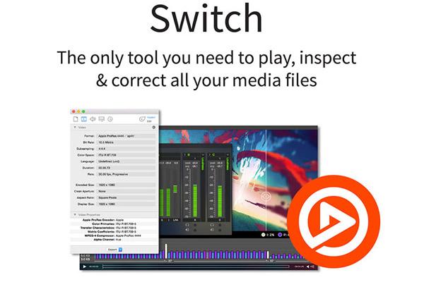 Telestream社、Switch 3.0を発表。メディアのプレイバック、検査、メディアファイルのためのQCの可視化を促進